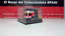 1/12 Helmet casco casque Rubens Barrichello + ONYX - 3L 050