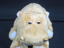 WEBKINZ PLUSH ONLY NO SECRET CODE FREE SHIPPING STUFFED ANIMAL MUD HIPPO SOFT
