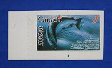 Canada (CNSC02J) 1990 Salmon Conservation Stamp (MNH)