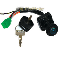 IGNITION KEY SWITCH SUZUKI LT4WD LT-4WD QUAD RUNNER 4WD 1987-1998 ATV SWITCH