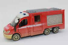 1 50 siku Mercedes 6x6 Sprinter Camión de bomberos