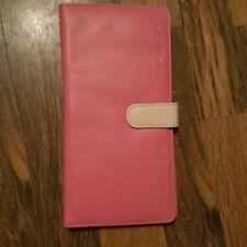 Golunski passport holder real leather