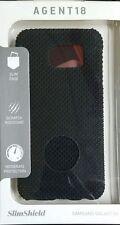 Agent 18 Samsung Galaxy S6 Slimshield Case Cover Black Small Studs