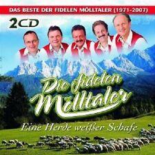 "DIE FIDELEN MÖLLTALER ""DAS BESTE 1971-2007"" 2 CD NEU"