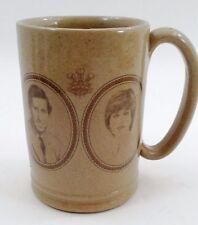 Moira Farmhouse Stoneware Pottery Royal Wedding Prince Charles Lady Diana Stein