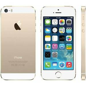 Apple iPhone 5S 16GB Gold LTE Cellular Rogers/Fido ME298C/A