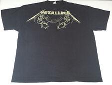 2008 Metallica My Apocalypse graphic concert tshirt men's XL