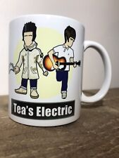 More details for oasis mug cup coffee tea rock and roll liam gallagher noel