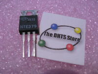 Qty 1 NTE379 NPN Silicon Transistor Power Amplifier TO-220 - NOS Vintage