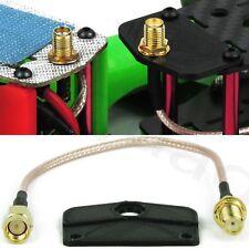 FPV Antennen Kabel, Verlängerungskabel für FPV Racer 5,8GHz SMA + Montage Platte