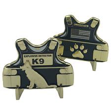 Explosives Detector K9 Body Armor