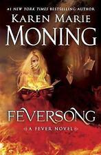 Fever: Feversong 9 by Karen Marie Moning (2017, Hardcover)