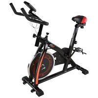 AW® Exercise Stationary Cycling Bicycle Cardio Bike Indoor Gym Workout Fitness