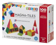 Magna-tiles 02300 100pc Solid Set