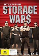 Storage Wars - Battle Of The Bidders (DVD, 2016, 3-Disc Set) New & Sealed