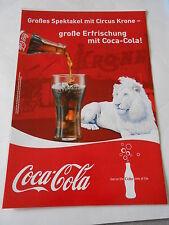 Publicité 2010  Coca Cola Lion   AD