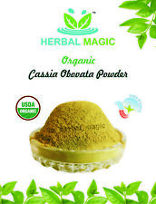 """250G ORGANIC CASSIA OBOVATA """"NEUTRAL HENNA"""" HAIR CONDITIONER - NO CHEMICALS/PPD"""