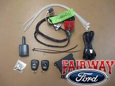 2011 thru 2015 Explorer OEM Genuine Ford Scalable Remote Start & Security Kit