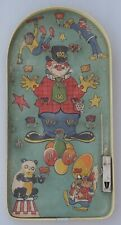 """New listing Big TOY BILLIARD CIRCUS 16""""=40cm Old Russian Soviet TABLE Top Pinball GAME"""
