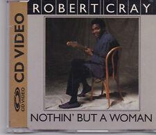 Robert Cray-Nothin But A Woman cd video maxi single