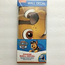 Paw Patrol Chase Wall Decal