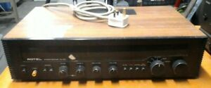 Vintage Rotel RX-402 AM/FM stereo receiver