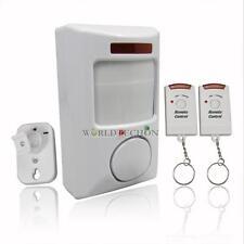 Wireless Door Patio Driveway Patrol Security Alarm Motion Sensor Detector System