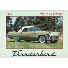 TOUTE L'HISTOIRE THUNDERBIRD - LIVRE D'OCCASION