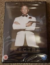 DVD James Bond 007 Spectre Daniel Craig 2015 New Sealed