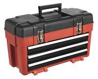 Sealey ap1003 Werkzeugkasten 585mm 3 Schublade tragbar