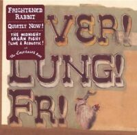 Frightened Conejo - Silencio Ahora Nuevo CD Álbum