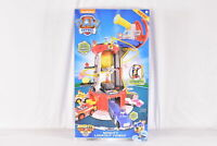 Paw Patrol Mighty Lookout Tower Play-set w/ Exclusive Chase Vehicle & Figure