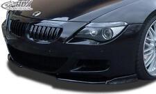 RDX Front Spoiler BMW 6-series E63 M6