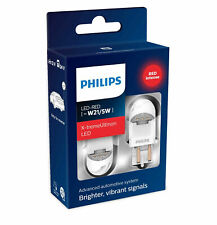 Philips W21/5W X-tremeUltinon gen2 LED 7443 RED Stop tail light bulb 11066XURX2