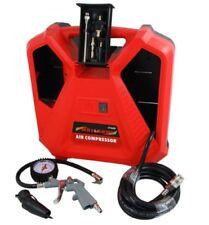 Compresor de Aire Portátil Resistente, indicador de inflación de neumáticos 230 V 1100 W CA120