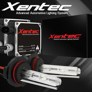 6000K HID XENON 9004/HB1 LOW BEAM HEAD LIGHTS BULBS CONVERSION KIT W/BALLAST CA1