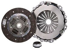 Citroen C2 JM_ 1.6 VTS Hatchback 3 Pc Clutch Kit 10 2005 To 02 2008