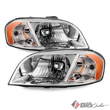 For 07-11 Aveo, 07-09 Wave/G3 Sedan Replacement Headlights Driver+Passenger