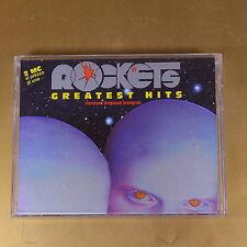 [AN-021] CD - ROCKETS - GREATEST HITS - 2 MC - 1996 DIG IT - BUONO