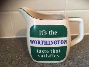 Vintage Wade Regicor Ceramic Worthington Pub Water Jug