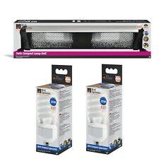 Bird Systems Luminaires compacts pour les oiseaux 60cm + Lot de 2 Oiseau Lampe