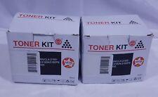Samsung CLP-K300A Black Toner Cartridge CLP-300 Genuine 2PK T1
