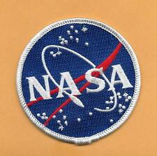 NASA LOGO  PATCH 3""