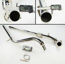FIAT Punto 1.2 Acier Inoxydable Tuyau D/'échappement Flexi Réparation Kit section flexible