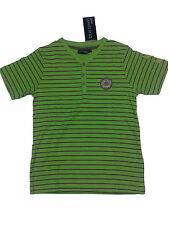 Gestreifte Jungen-T-Shirts, - Polos & -Hemden mit V-Ausschnitt
