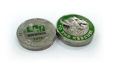 Hero Initiative Challenge Coin 2019 Edition: Hero Rescue Dog; only 1000 made!