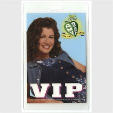 Amy Grant authentic 1995 concert Laminated Backstage Pass House of Love Tour Vip