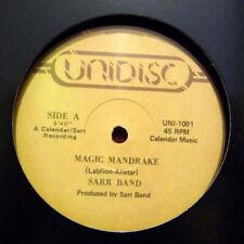 Sarr Band – Magic Mandrake Label: Unidisc (4) – UNI-1001