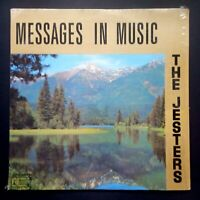 "THE JESTERS messages in music US VINYL LP 12"" 33 ANGELUS (xian folk)"