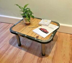 Industrial Table-Pinewood Table-Coffee Table-Industrial Modern Table-Rustic